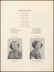 Page 11, 1951 Edition, Denmark Academy High School - Banner Yearbook (Denmark, IA) online yearbook collection
