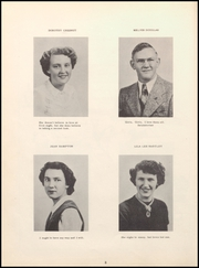 Page 12, 1951 Edition, Denmark Academy High School - Banner Yearbook (Denmark, IA) online yearbook collection