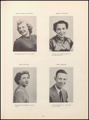Page 13, 1951 Edition, Denmark Academy High School - Banner Yearbook (Denmark, IA) online yearbook collection