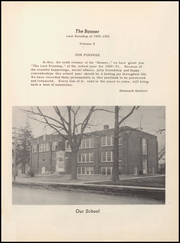Page 5, 1951 Edition, Denmark Academy High School - Banner Yearbook (Denmark, IA) online yearbook collection