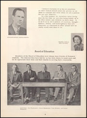 Page 8, 1951 Edition, Denmark Academy High School - Banner Yearbook (Denmark, IA) online yearbook collection