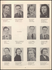 Page 9, 1951 Edition, Denmark Academy High School - Banner Yearbook (Denmark, IA) online yearbook collection