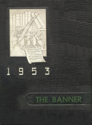 Page 1, 1953 Edition, Denmark Academy High School - Banner Yearbook (Denmark, IA) online yearbook collection