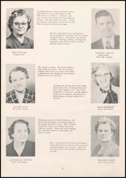 Page 14, 1953 Edition, Denmark Academy High School - Banner Yearbook (Denmark, IA) online yearbook collection