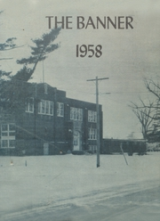 Page 1, 1958 Edition, Denmark Academy High School - Banner Yearbook (Denmark, IA) online yearbook collection