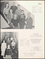 Page 12, 1958 Edition, Denmark Academy High School - Banner Yearbook (Denmark, IA) online yearbook collection