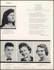 Page 14, 1958 Edition, Denmark Academy High School - Banner Yearbook (Denmark, IA) online yearbook collection