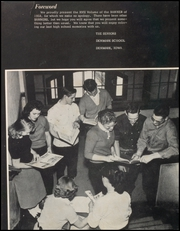 Page 5, 1958 Edition, Denmark Academy High School - Banner Yearbook (Denmark, IA) online yearbook collection