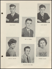Page 21, 1951 Edition, Elgin High School - Panther Tracks Yearbook (Elgin, IA) online yearbook collection