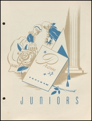 Page 37, 1951 Edition, Elgin High School - Panther Tracks Yearbook (Elgin, IA) online yearbook collection