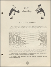 Page 43, 1951 Edition, Elgin High School - Panther Tracks Yearbook (Elgin, IA) online yearbook collection