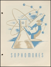 Page 45, 1951 Edition, Elgin High School - Panther Tracks Yearbook (Elgin, IA) online yearbook collection