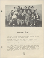 Page 81, 1951 Edition, Elgin High School - Panther Tracks Yearbook (Elgin, IA) online yearbook collection