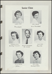 Page 13, 1953 Edition, Elgin High School - Panther Tracks Yearbook (Elgin, IA) online yearbook collection
