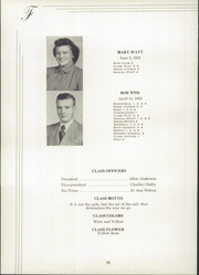 Page 14, 1952 Edition, Fernald High School - Echo Yearbook (Fernald, IA) online yearbook collection