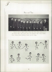 Page 16, 1952 Edition, Fernald High School - Echo Yearbook (Fernald, IA) online yearbook collection