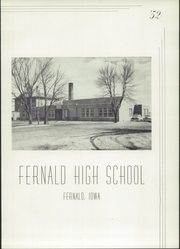 Page 5, 1952 Edition, Fernald High School - Echo Yearbook (Fernald, IA) online yearbook collection