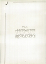 Page 6, 1952 Edition, Fernald High School - Echo Yearbook (Fernald, IA) online yearbook collection
