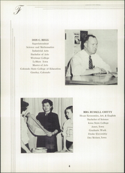 Page 8, 1952 Edition, Fernald High School - Echo Yearbook (Fernald, IA) online yearbook collection