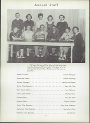 Page 6, 1954 Edition, Fernald High School - Echo Yearbook (Fernald, IA) online yearbook collection