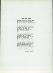 Page 9, 1954 Edition, Fernald High School - Echo Yearbook (Fernald, IA) online yearbook collection