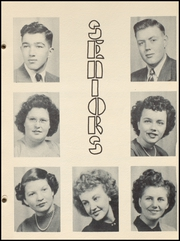 Page 13, 1949 Edition, Bridgewater High School - Glider Yearbook (Bridgewater, IA) online yearbook collection