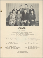 Page 9, 1949 Edition, Bridgewater High School - Glider Yearbook (Bridgewater, IA) online yearbook collection