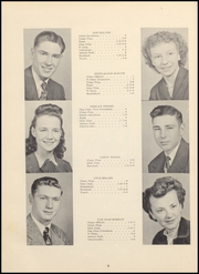 Page 12, 1950 Edition, Bridgewater High School - Glider Yearbook (Bridgewater, IA) online yearbook collection