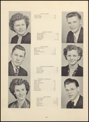 Page 14, 1950 Edition, Bridgewater High School - Glider Yearbook (Bridgewater, IA) online yearbook collection