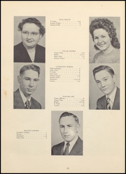 Page 16, 1950 Edition, Bridgewater High School - Glider Yearbook (Bridgewater, IA) online yearbook collection