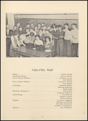 Page 17, 1950 Edition, Bridgewater High School - Glider Yearbook (Bridgewater, IA) online yearbook collection