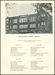 Page 8, 1950 Edition, Bridgewater High School - Glider Yearbook (Bridgewater, IA) online yearbook collection