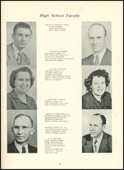 Page 9, 1950 Edition, Bridgewater High School - Glider Yearbook (Bridgewater, IA) online yearbook collection
