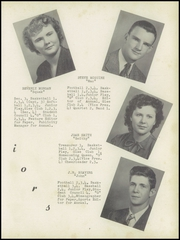 Page 13, 1950 Edition, Garden Grove High School - Viking Yearbook (Garden Grove, IA) online yearbook collection