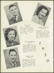 Page 14, 1950 Edition, Garden Grove High School - Viking Yearbook (Garden Grove, IA) online yearbook collection