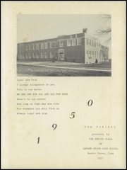 Page 7, 1950 Edition, Garden Grove High School - Viking Yearbook (Garden Grove, IA) online yearbook collection