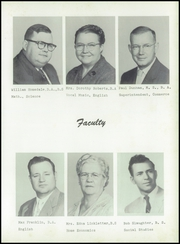 Page 11, 1957 Edition, Garden Grove High School - Viking Yearbook (Garden Grove, IA) online yearbook collection