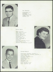 Page 15, 1957 Edition, Garden Grove High School - Viking Yearbook (Garden Grove, IA) online yearbook collection