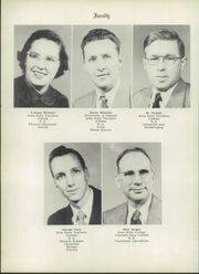 Page 10, 1952 Edition, Hampton High School - Scarlet and Black Yearbook (Hampton, IA) online yearbook collection