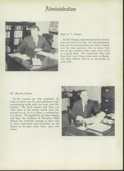 Page 7, 1952 Edition, Hampton High School - Scarlet and Black Yearbook (Hampton, IA) online yearbook collection
