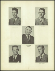 Page 10, 1949 Edition, Hastings High School - Challenger Yearbook (Hastings, IA) online yearbook collection