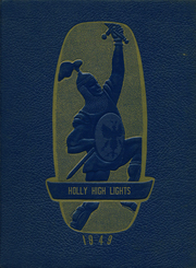 Holly Springs High School - Holly High Lights Yearbook (Holly Springs, IA) online yearbook collection, 1949 Edition, Page 1