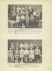 Holly Springs High School - Holly High Lights Yearbook (Holly Springs, IA) online yearbook collection, 1949 Edition, Page 19