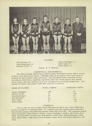 Page 28, 1949 Edition, Holly Springs High School - Holly High Lights Yearbook (Holly Springs, IA) online yearbook collection