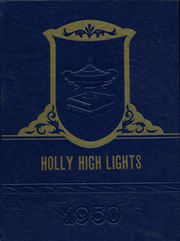 Holly Springs High School - Holly High Lights Yearbook (Holly Springs, IA) online yearbook collection, 1950 Edition, Page 1