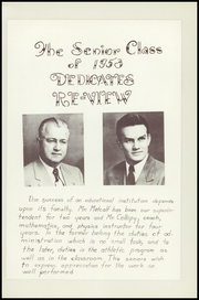 Page 13, 1953 Edition, Kingsley High School - Review Yearbook (Kingsley, IA) online yearbook collection