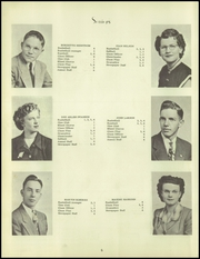 Page 10, 1949 Edition, Kiron High School - Telic Yearbook (Kiron, IA) online yearbook collection