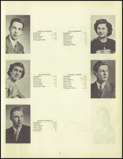 Page 11, 1949 Edition, Kiron High School - Telic Yearbook (Kiron, IA) online yearbook collection