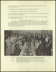 Page 14, 1949 Edition, Kiron High School - Telic Yearbook (Kiron, IA) online yearbook collection
