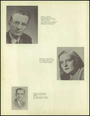 Page 8, 1949 Edition, Kiron High School - Telic Yearbook (Kiron, IA) online yearbook collection